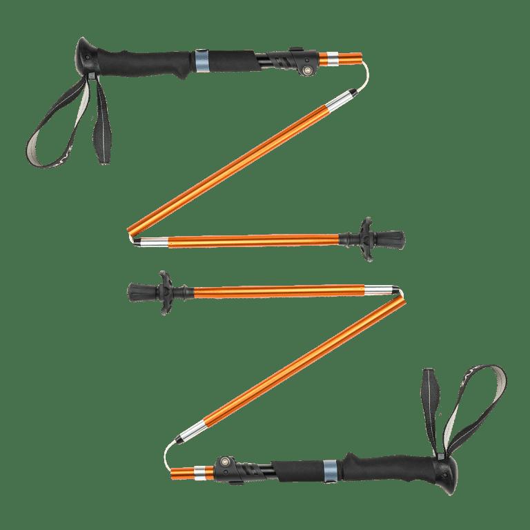 Trekking Poles ALU Fold 3