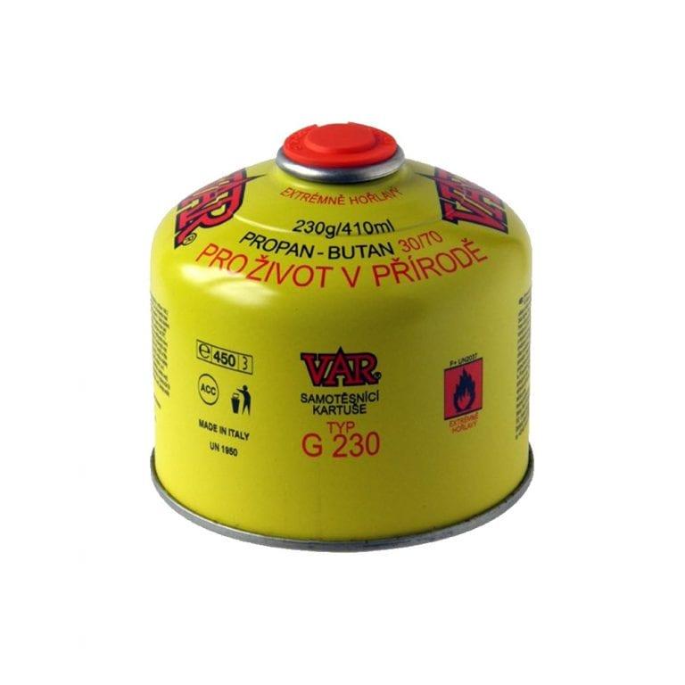 Plynová kartuša VAR CGV 220 3