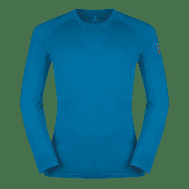Bjorn Merino Tshirt LS 14