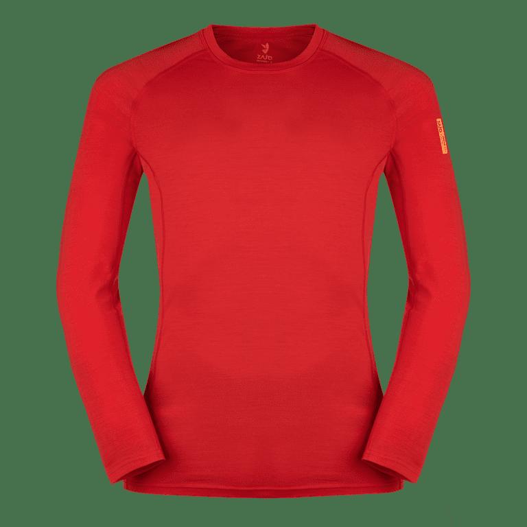 Bjorn Merino Tshirt LS 3