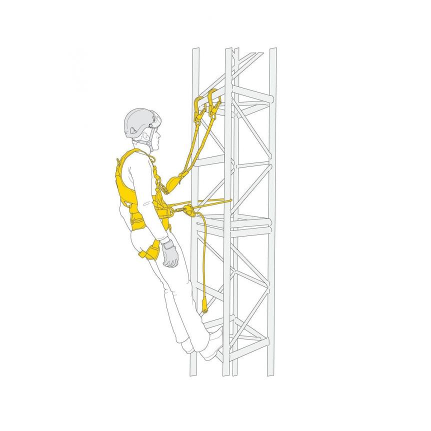 Fall Arrest and Work Positioning Kit 3