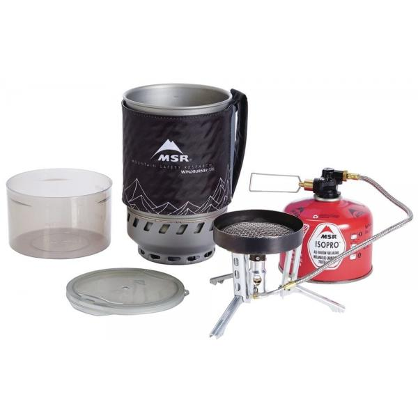 WindBurner Duo Stove System 3