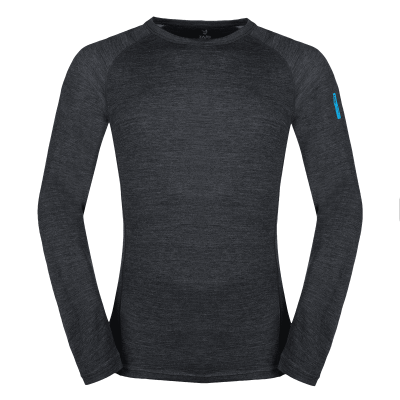 Bergen Merino T-shirt LS 17