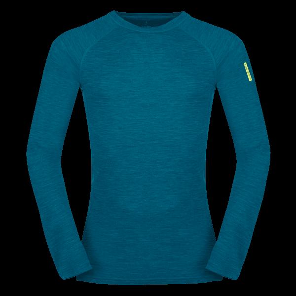 Bergen Merino T-shirt LS 3