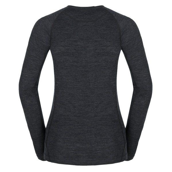 Nora Merino W T-shirt LS 9