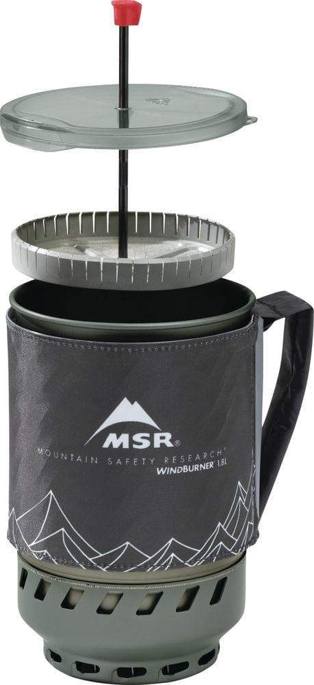 WindBurner Coffee Press Kits 3