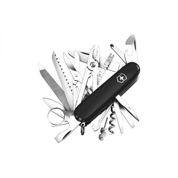 Victorinox SwissChamp - čierny 3