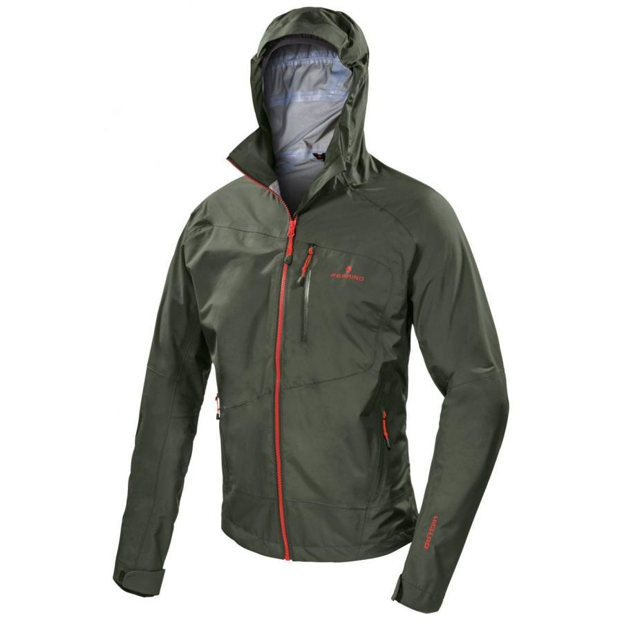 Acadia Jacket Man NEW 2