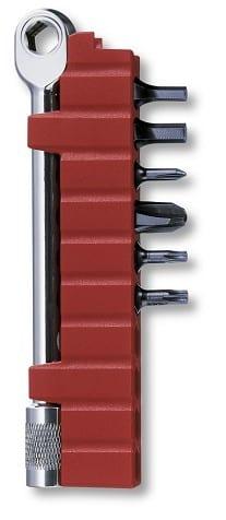Victorinox 3.0306 držiak s rotačným kľúčom a bitmi 3