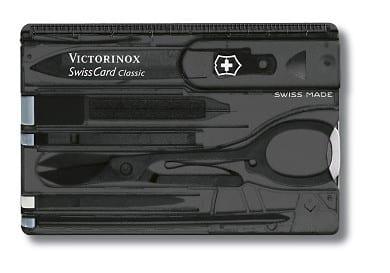 Victorinox 0.7133.T3 SwissCard Classic Onyx 3