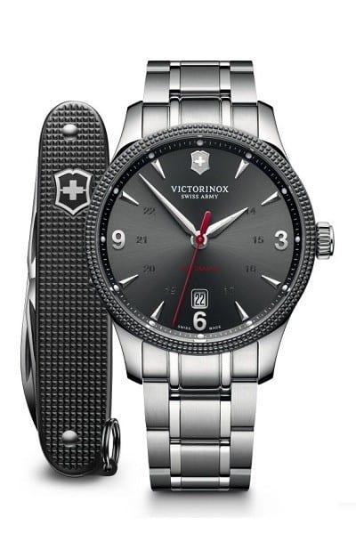 Victorinox 241714.1 Alliance Mechanical hodinky s vreckovým nožom 2