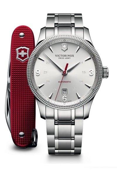 Victorinox 241715.1 Alliance Mechanical hodinky s vreckovým nožom 2