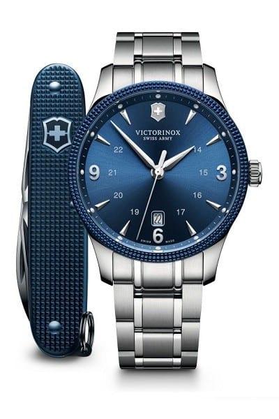 Victorinox 241711.1 Alliance hodinky s vreckovým nožom 2