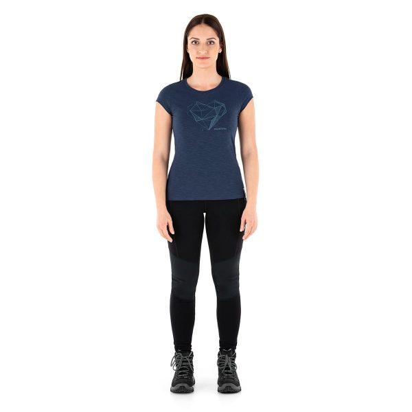Corrine W T-shirt SS 4
