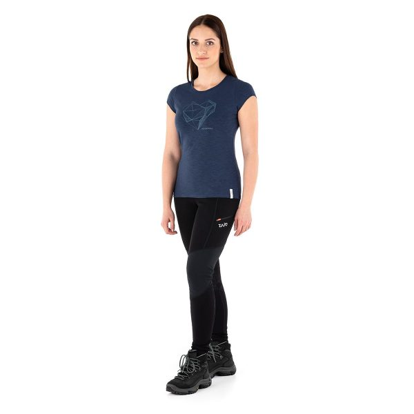 Corrine W T-shirt SS 5