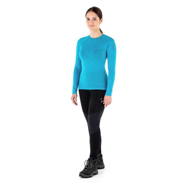 Elsa Merino W Tshirt LS 5