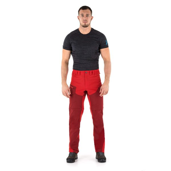 Magnet Zip Off Pants 4