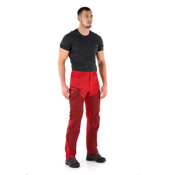 Magnet Zip Off Pants 5