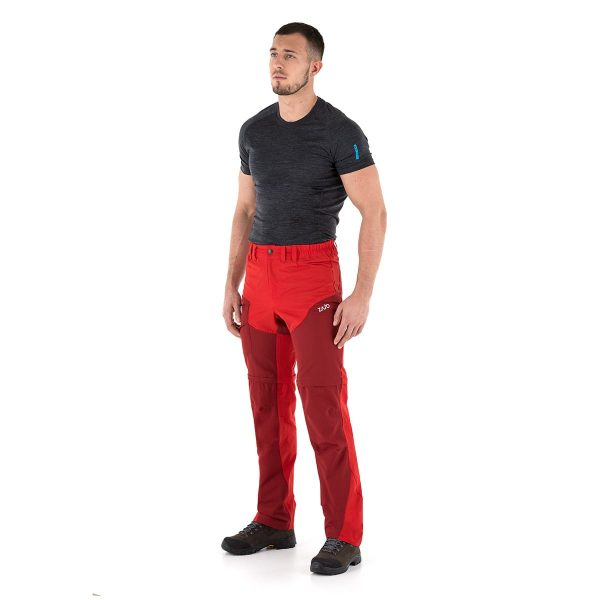 Magnet Zip Off Pants 6
