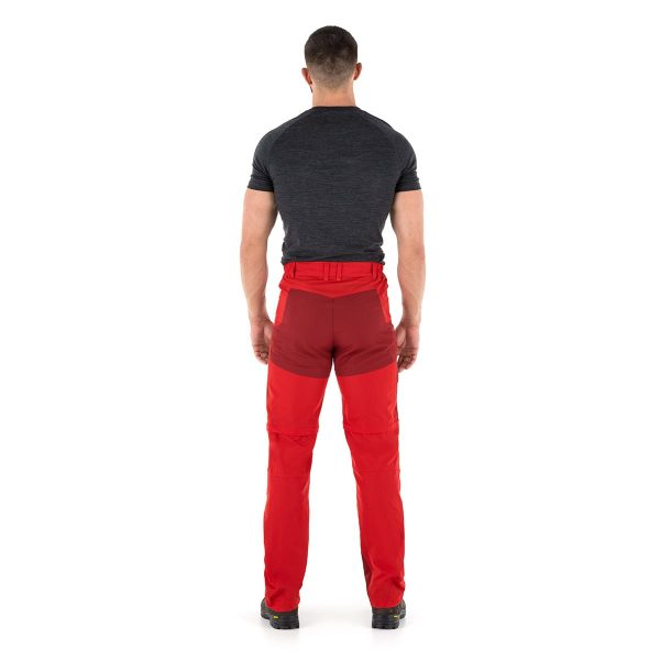 Magnet Zip Off Pants 7