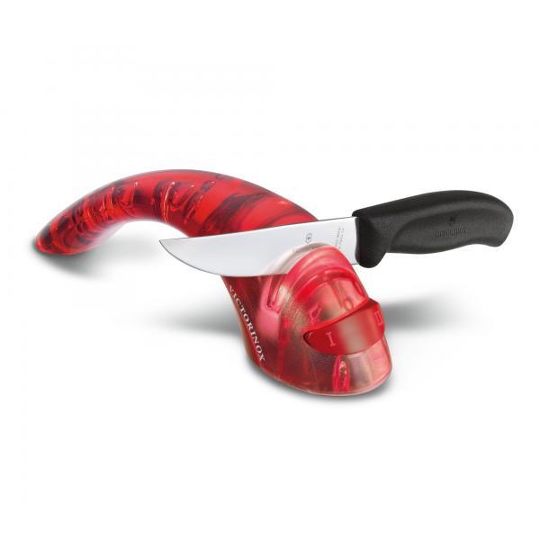 Victorinox Brúska na nože s keramickým mechanizmom červená 5