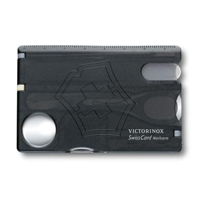 Victorinox SwissCard NailCare - čierna 8
