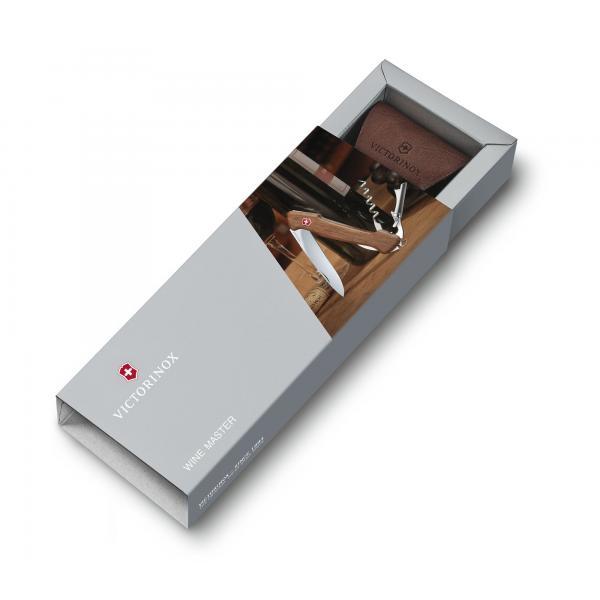Victorinox 0.9701.64 Wine Master vreckový nôž 8