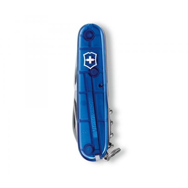 Victorinox Spartan - transparentný modrý 6