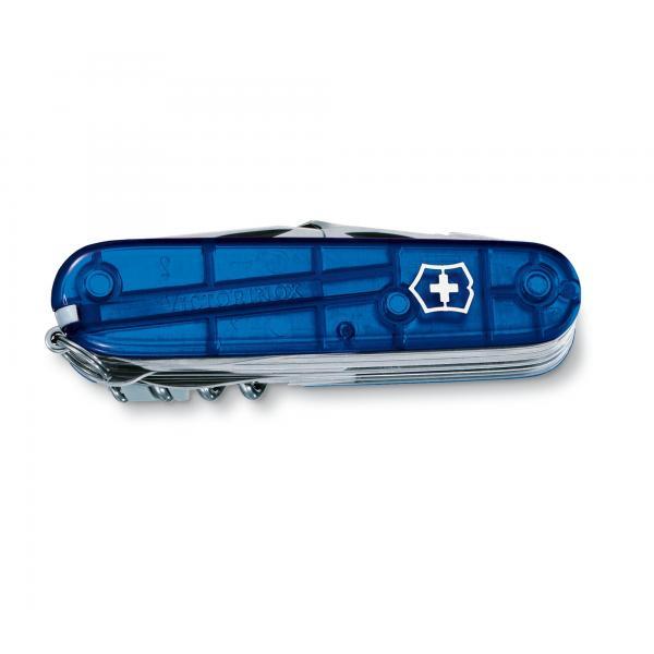 Victorinox SwissChamp - transparentný modrý 3