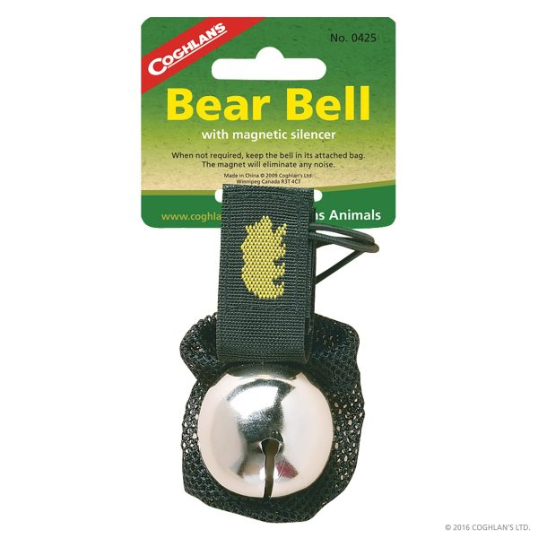 Plašička na medvede Bear Bell Cohlans