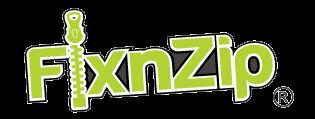 FixnZip - sada na okamžitú opravu zipsov - strieborná malá 9