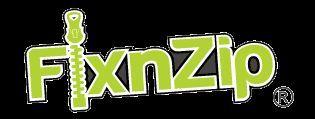 FixnZip - sada na okamžitú opravu zipsov - strieborná medium 9