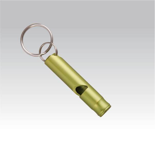 Hliníková píšťalka - malá 3