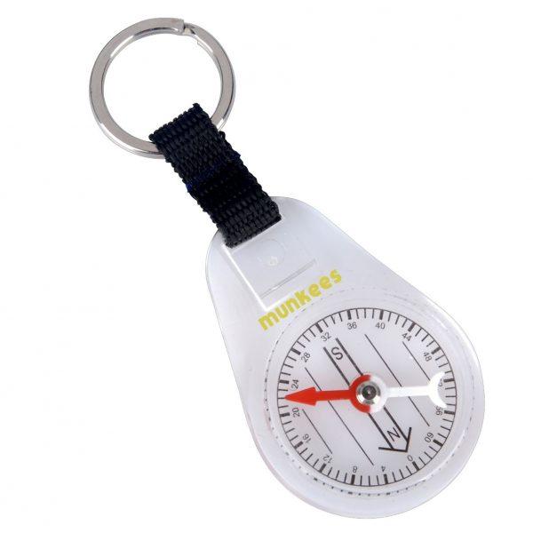 Kompas s krúžkom na kľúče 2