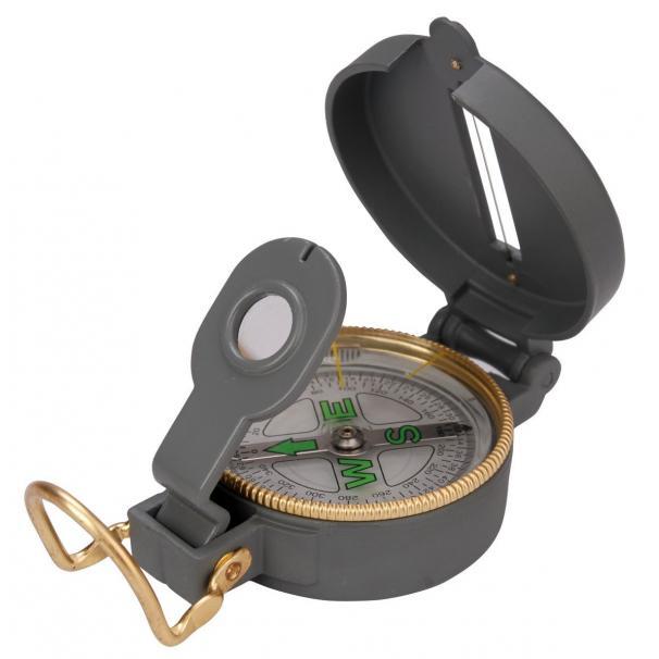 Kovový kompas 2
