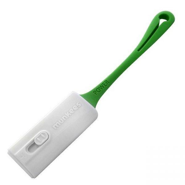 Lightning IOS (Apple) - Mini power banka s nabíjacím káblom - 500 mAH 4