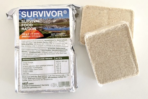 Survivor - núdzová dávka 2