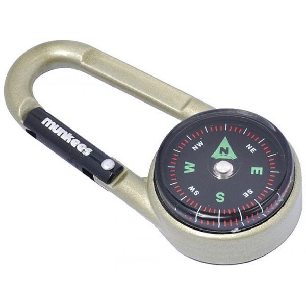 Karabína s kompasom a teplomerom 3