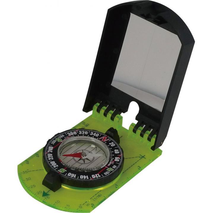Skladací mapový kompas so zrkadielkom - veľký 3