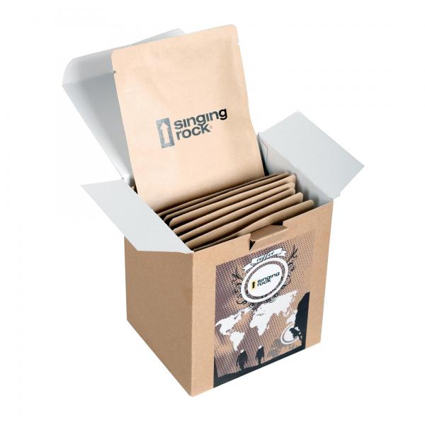 Káva OUTDOOR mletá krabička (10 sáčků) 4