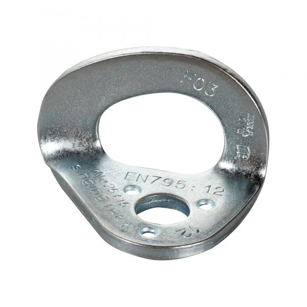 Plaketa pre skrutku 12 mm pozink 4