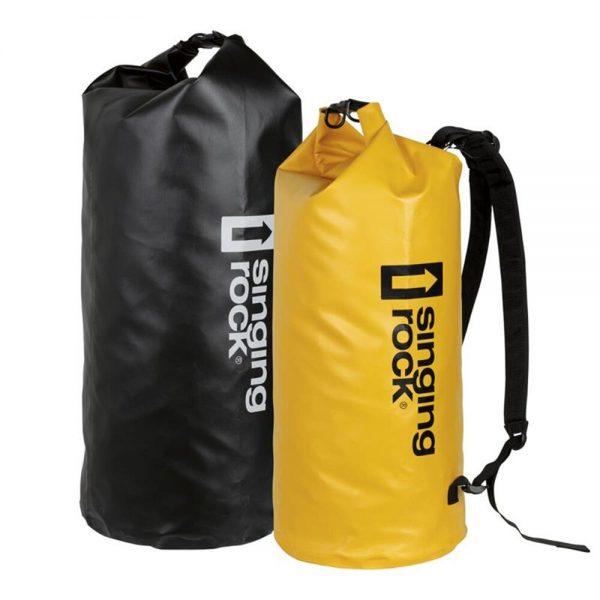 DRY BAG 40 l žltá 3