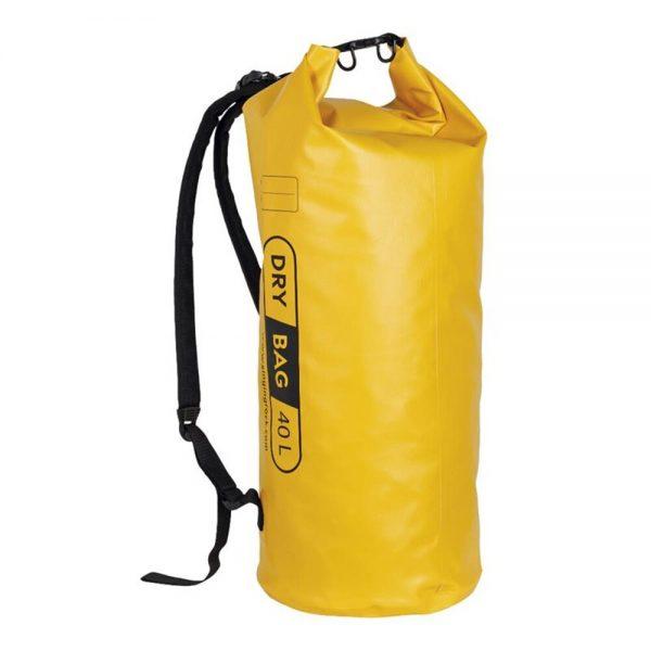 DRY BAG 40 l žltá 8