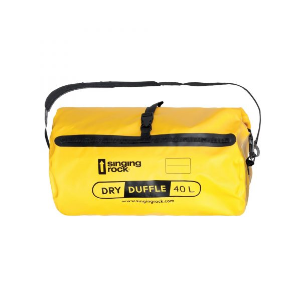 DRY DUFFLE 40 l žltá 8