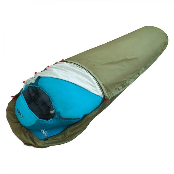 YATE bivakovací vak BIVAK BAG zip z obou stran 3