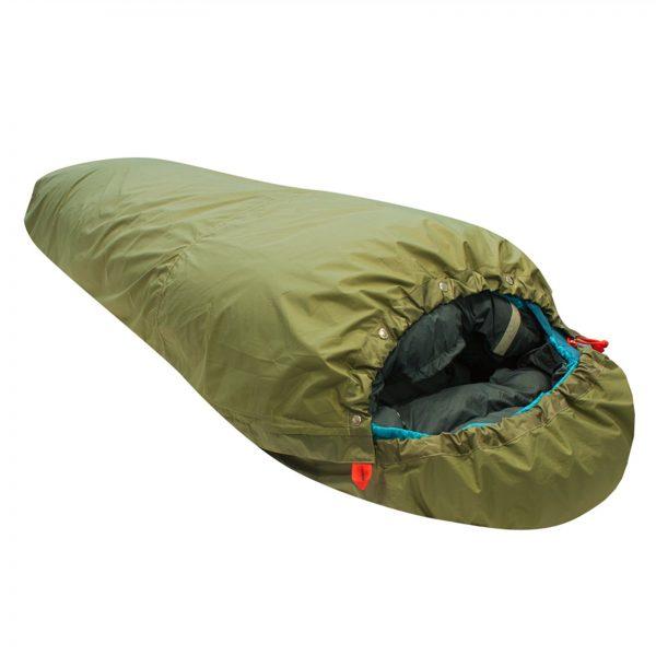 YATE bivakovací vak BIVAK BAG zip z obou stran 4