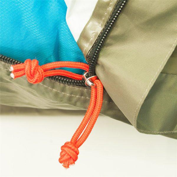 YATE bivakovací vak BIVAK BAG zip z obou stran 6