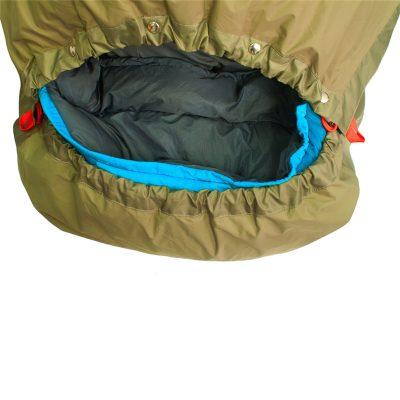 YATE bivakovací vak BIVAK BAG zip z obou stran 9