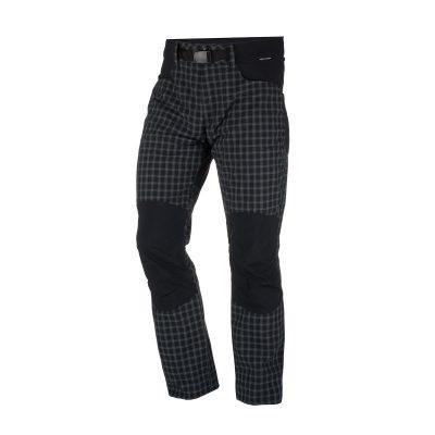NO-3596OR pánske nohavice tkané-káro pre outdoorové aktivity 1L GREJOL 23
