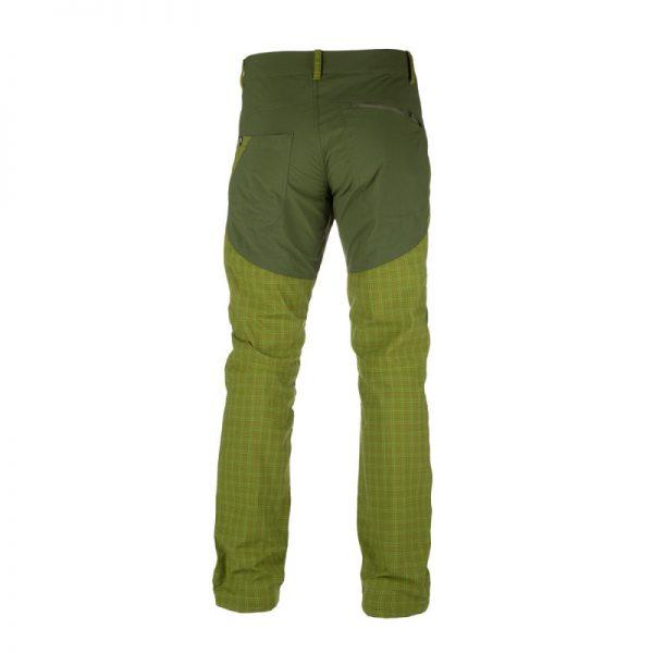 NO-3596OR pánske nohavice tkané-káro pre outdoorové aktivity 1L GREJOL 8